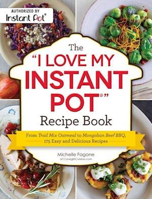 'I Love My Instant Pot(R)' Recipe Book