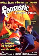 Fantastic Adventures af Robert Moore Williams, Nelson S. Bond, David Wright O'Brien