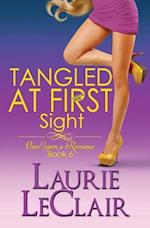 Tangled at First Sight (Book 6, Once Upon a Romance Series)