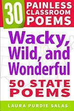 Wacky, Wild, and Wonderful af Laura Purdie Salas