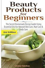 Beauty Products for Beginners
