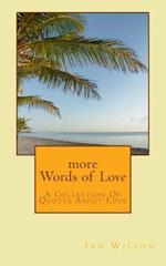 More Words of Love