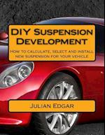 DIY Suspension Development af Julian Edgar