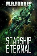 Starship Eternal af M. R. Forbes