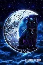 Black Cat Moon Journal af Brigid Ashwood