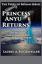 Princess Anyu Returns af Laurel A. Rockefeller