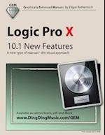 Logic Pro X - 10.1 New Features