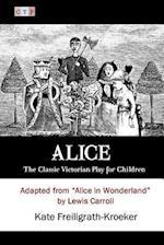 Alice af Kate Freiligrath-Kroeker, Lewis Carroll