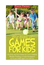 Big Book of Games for Kids