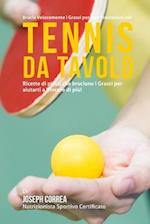 Brucia Velocemente I Grassi Per Alte Prestazioni Nel Tennis Da Tavolo