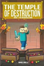 The Temple of Destruction, Book One af Mark Mulle