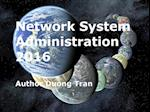 Network System Administration 2016 (2nd Edition)