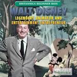 Walt Disney af Joseph Kampff