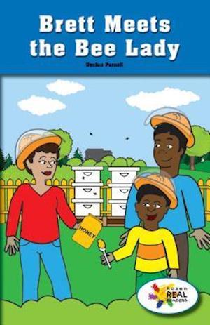 Bog, paperback Brett Meets the Bee Lady af Declan Parnell