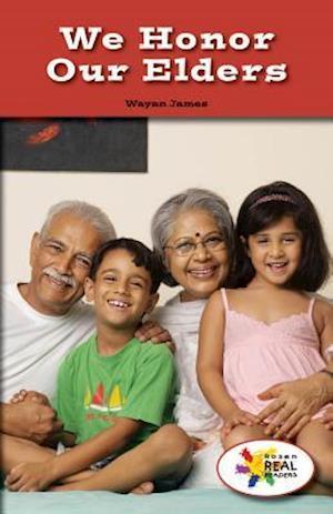Bog, paperback We Honor Our Elders af Wayan James