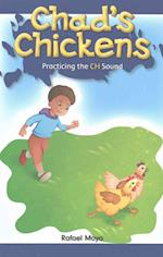 Chad's Chickens (Rosen Phonics Readers)