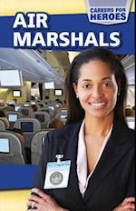 Air Marshals (Careers for Heroes, nr. 1)