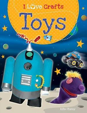 Bog, ukendt format Toys af Rita Storey