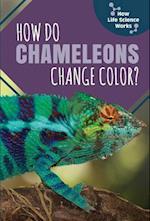 How Do Chameleons Change Color? (How Life Science Works)