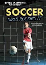 Soccer af Josepha Sherman, Nicholas Faulkner