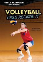 Volleyball (Title IX Rocks)