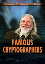 Famous Cryptographers (Cryptography Code Making and Code Breaking)