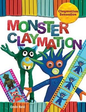 Bog, ukendt format Monster Claymation af Emily Reid