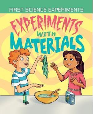 Bog, ukendt format Experiments with Materials af Anna Claybourne