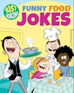 Funny Food Jokes af Sally Lindley