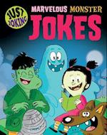 Marvelous Monster Jokes af Sally Lindley