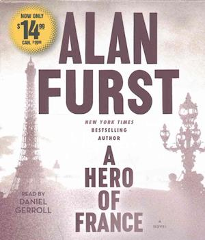 Lydbog, CD A Hero of France af Alan Furst