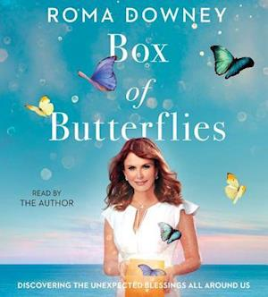 Lydbog, CD A Box of Butterflies af Roma Downey