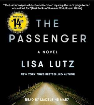 Lydbog, CD The Passenger af Lisa Lutz