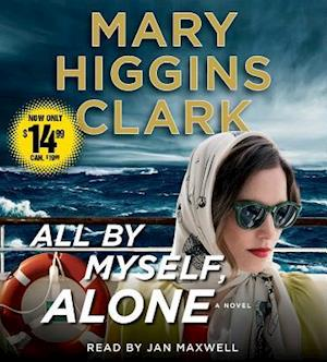 Lydbog, CD All by Myself, Alone af Mary Higgins Clark