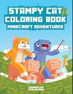 Stampy Cat Coloring Book af Minecraft Library, Gameplay Publishing