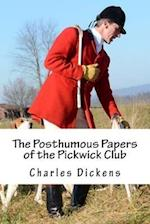 The Posthumous Papers of the Pickwick Club af MR Charles Dickens