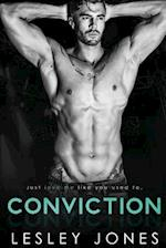Conviction af Lesley Jones