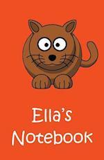 Ella's Notebook af Ella