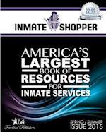 Inmate Shopper Spring/Summer Issue 2015 af Freebird Publishers