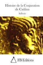 Histoire de La Conjuration de Catilina af Salluste