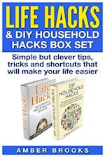 Life Hacks & DIY Household Hacks Box Set