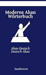 Moderne Akan Worterbuch