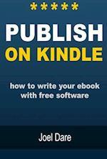 Publish on Kindle