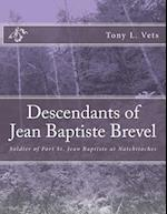 Descendants of Jean Baptiste Brevel af Tony L. Vets