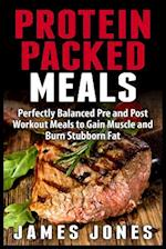 Protein Packed Meals af James Jones
