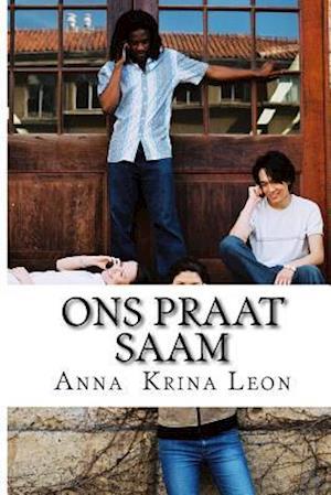 Bog, paperback Ons Praat Saam af C. Louis Leipoldt, A. G. Visser, Anna Krina Leon