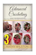 Advance Crocheting af Kathy Wilston