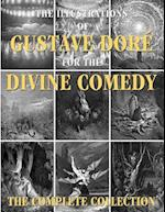 The Illustrations of Gustave Dore for the Divine Comedy