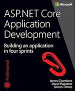 ASP.NET Core Application Development (Developer Reference Paperback)