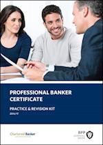 Professional Banker Certificate